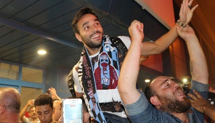 Trabzonspor'un yeni transferi Volkan Şen'den itiraf: