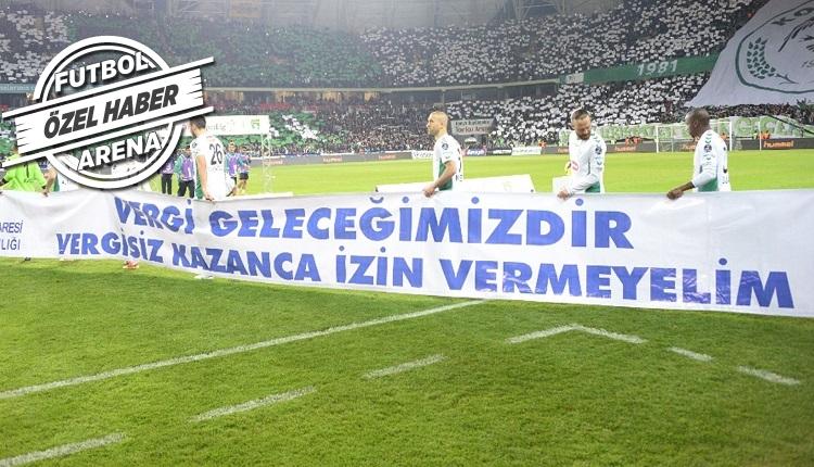 Türk futbolunda devrim gibi vergi kararı!