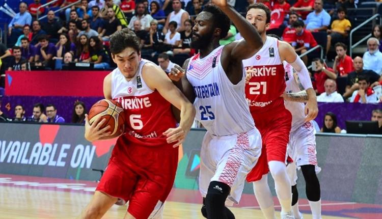 Türkiye, Eurobasket 2017'de Büyük Britanya'yı devirdi