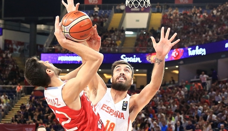 Türkiye, Eurobasket 2017'de İspanya'ya elendi