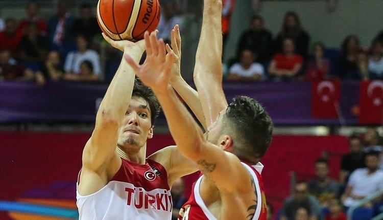 Türkiye, Eurobasket 2017'de Rusya'ya mağlup oldu