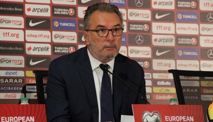 Türkiye Hırvatistan maç sonu Cacic'ten penaltı isyanı