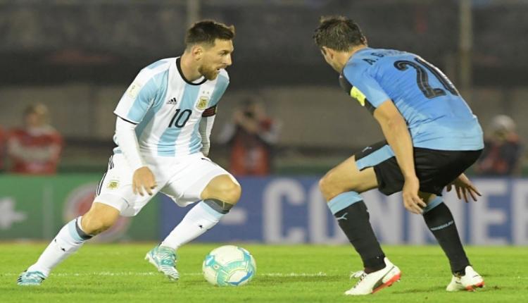 Uruguay 0 - 0 Arjantin maç özeti ve golleri (İZLE)