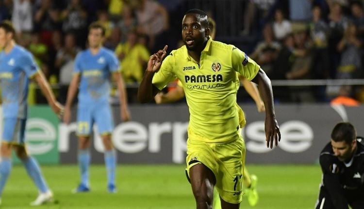 Villarreal - Astana maçında Enes Ünal'nın asisti Bakambu'nun müthiş golü (İZLE)