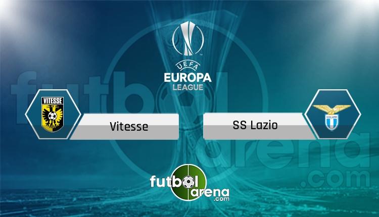 Vitesse Lazio canlı skor, maç sonucu - Maç hangi kanalda?