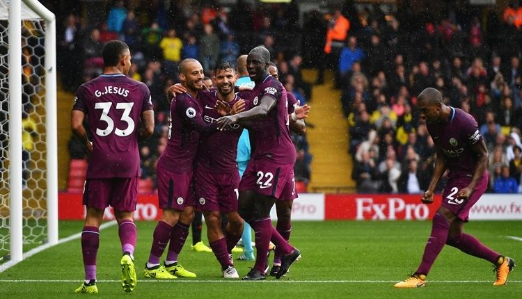 Watford 0-6 Manchester City maç özeti ve golleri (İZLE)