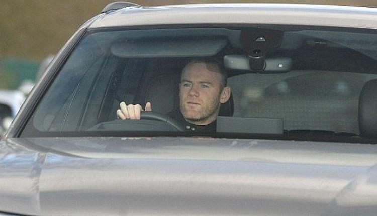 Wayne Rooney gözaltına alındı