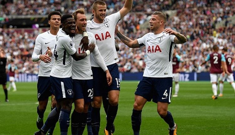 West Ham 2-3 Tottenham maç özeti ve golleri