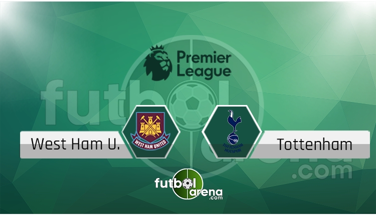 West Ham Tottenham canlı skor, maç sonucu - Maç hangi kanalda?