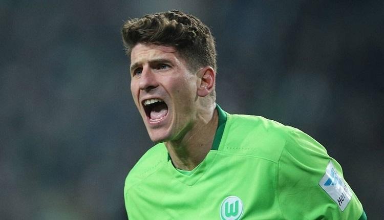 Wolfsburg, Mario Gomez'in sakatlandığını duyurdu
