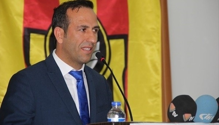 Yeni Malatyaspor'da Adil Gevrek: