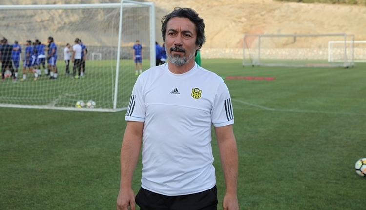 Yeni Malatyaspor'da Ali Ravcı'dan Konyaspor'a mesaj
