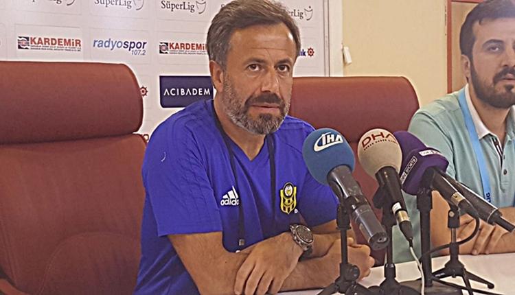Yeni Malatyaspor'da Hakan Çalışan'dan itiraf! 'Futbolun cilvesi'