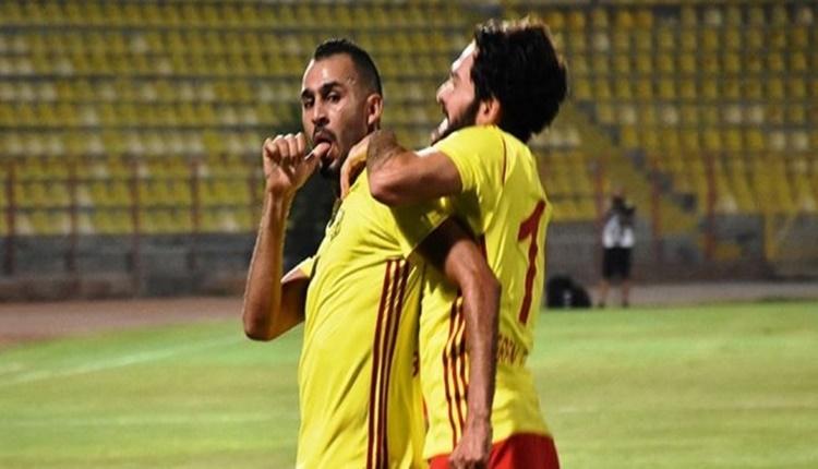 Yeni Malatyaspor'da Khalid Boutaib gollerine devam ediyor