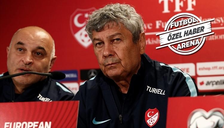 Türkiye'nin Finlandiya maçı ilk 11'i belli oldu