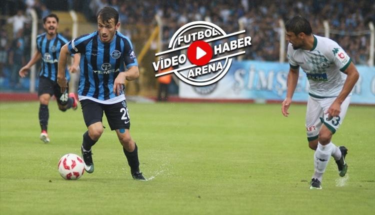 Adana Demirspor 1-2 Giresunspor maçı özeti ve golleri (İZLE)