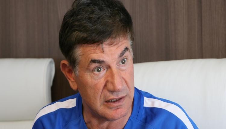 Adana Demirspor'da Giray Bulak: ''Türk futbolu bu şekilde gitmez''