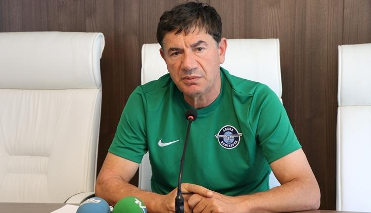 Adana Demirspor'da Giray Bulak'tan Eskişehirspor'a gözdağı