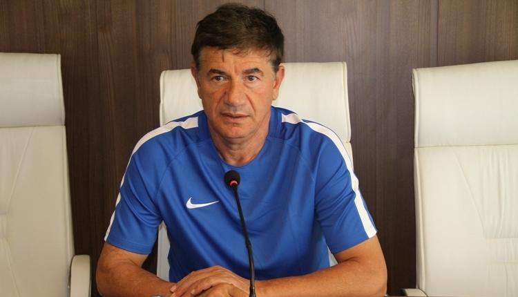 Adana Demirspor'da Giray Bulak'tan iddialı sözler!