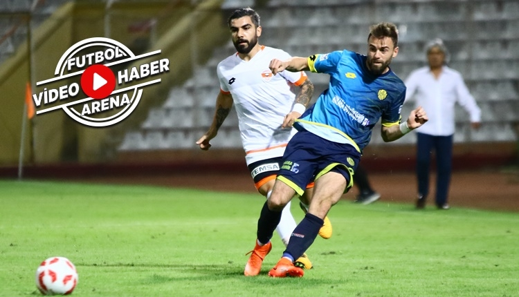 Adanaspor - Ankaragücü maçı özeti (İZLE)