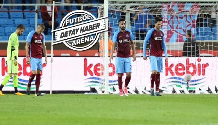 Akhisarspor Trabzonspor maçında tarih rekoru kırdı
