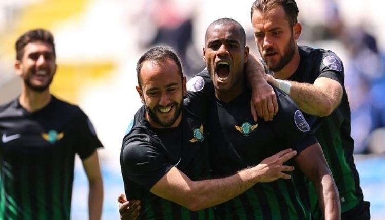 Akhisarspor'da Olcan Adın, Gençlerbirliği maçı kadrosundan çıkarıldı