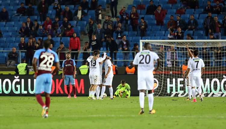 Akhisarspor'dan Trabzonspor maçında her taraftara bir gol!