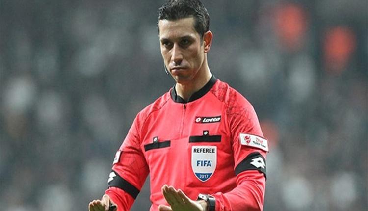 Ali Palabıyık, Kayserispor - Atiker Konyaspor maçını yönetecek