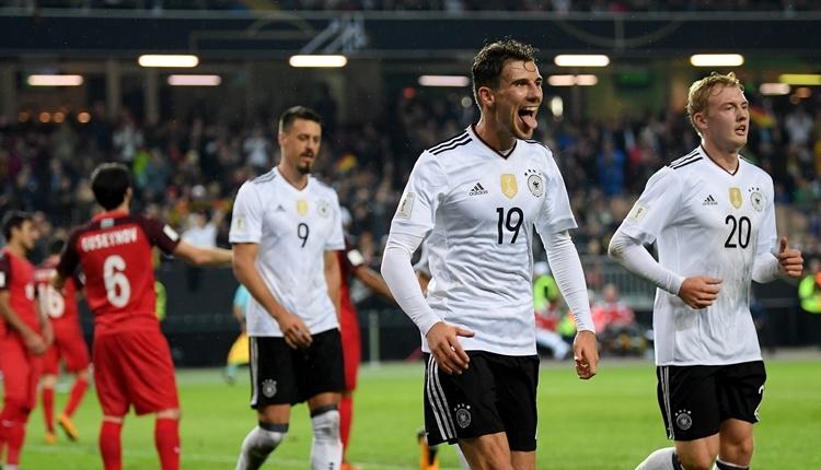 Almanya 5-1 Azerbaycan maç özeti ve golleri (İZLE)