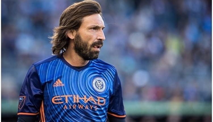 Andrea Pirlo, futbolu bırakıyor