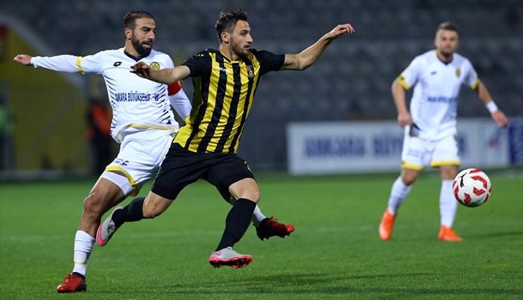 Ankaragücü 1-0 İstanbulspor maç özeti ve golleri