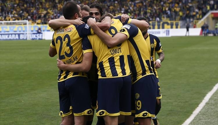 Ankaragücü - Boluspor maçı özeti ve golleri