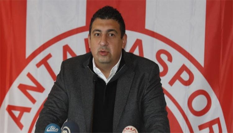 Antalyaspor'da Ali Şafak Öztürk: