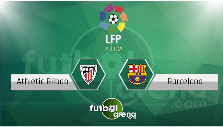 Athletic Bilbao Barcelona maçı saat kaçta, hangi kanalda?