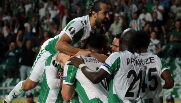 Atiker Konyaspor, Yeni Malatyaspor deplasmanında
