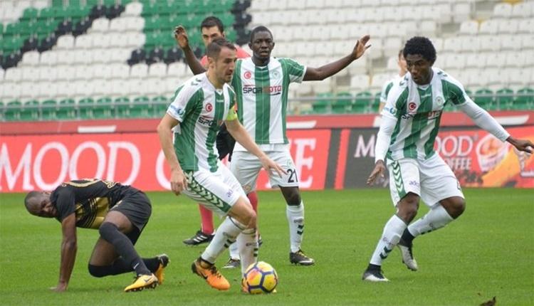Atiker Konyaspor'da Mehmet Özdilek'le galibiyet siftahı