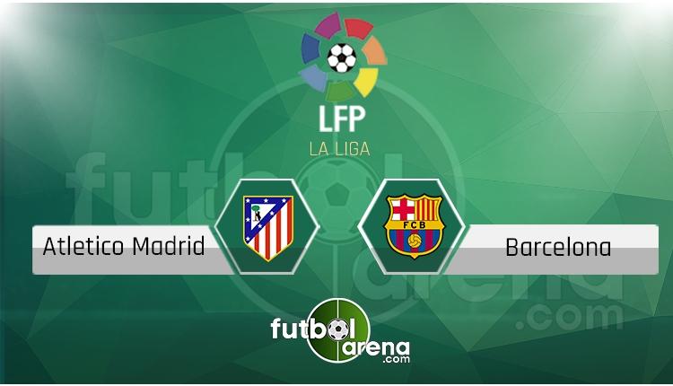 Atletico Madrid Barcelona canlı skor, maç sonucu - Maç hangi kanalda?