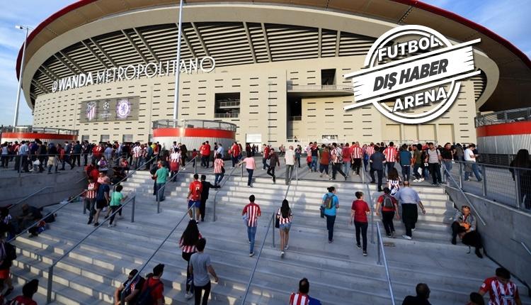 Atletico Madrid, Barcelona taraftarlarını stada almıyor!