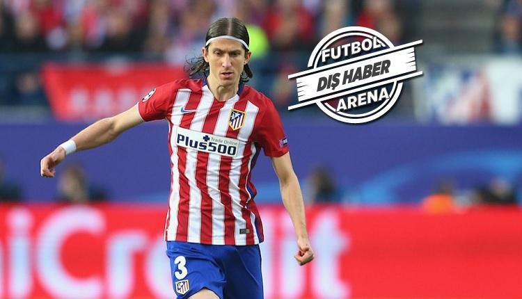 Atletico Madrid'den Filipe Luis: 'Messi'yi durdurmanın yolunu biliyorum.'