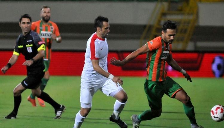 Aytemiz Alanyaspor - Edirnespor canlı skor, maç sonucu - Maç hangi kanalda?