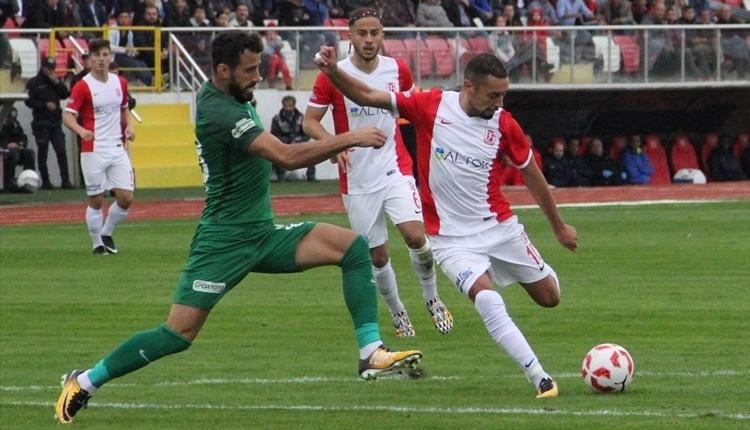 Balıkesirspor - Akhisarspor hazırlık maçı sonucu
