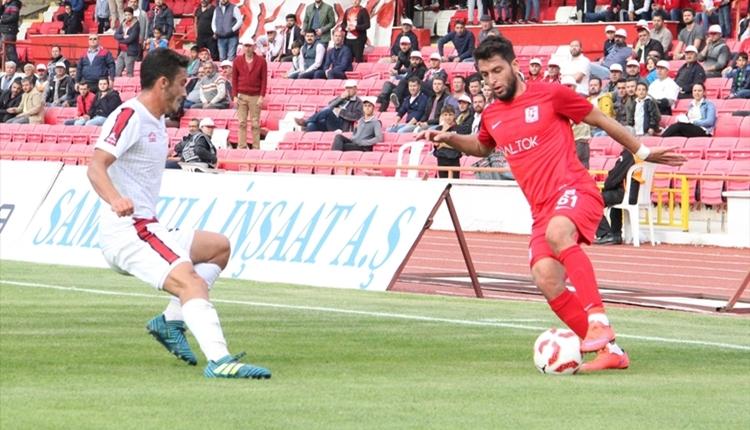 Balıkesirspor Baltok 2-0 Gaziantepspor maç özeti ve golleri