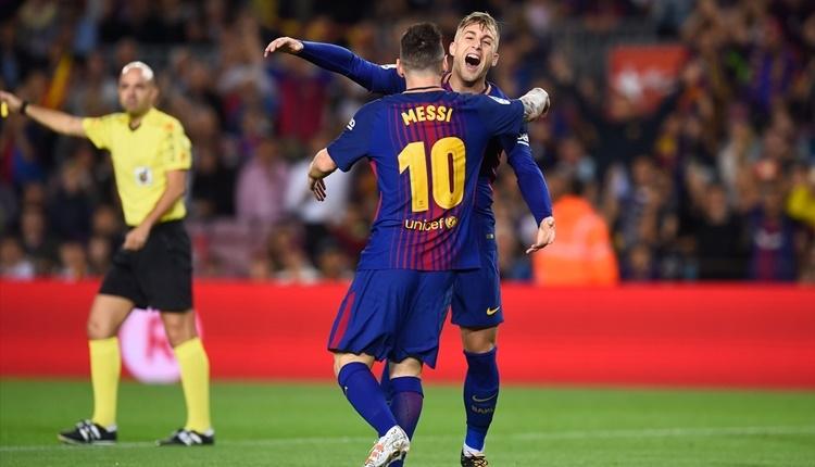 Barcelona 2-0 Malaga maçı özeti ve golleri (İZLE)
