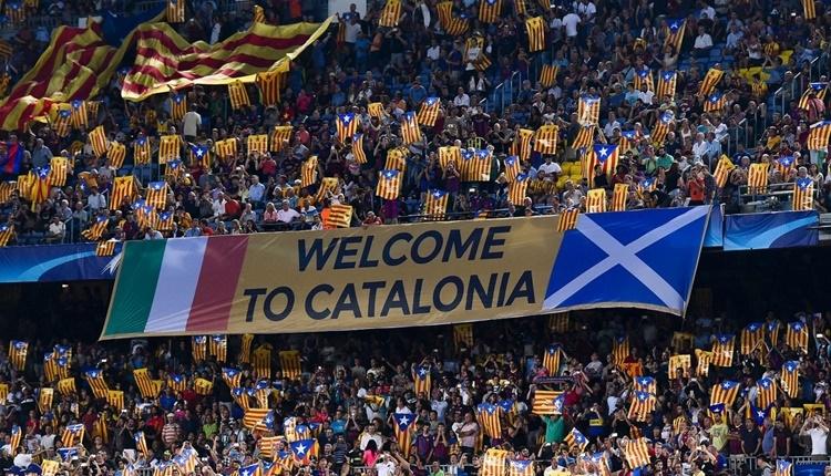 Barcelona - Las Palmas maçı seyircisiz oynanacak