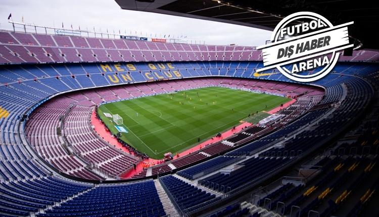Barcelona'dan Nou Camp için isim sponsoru kararı