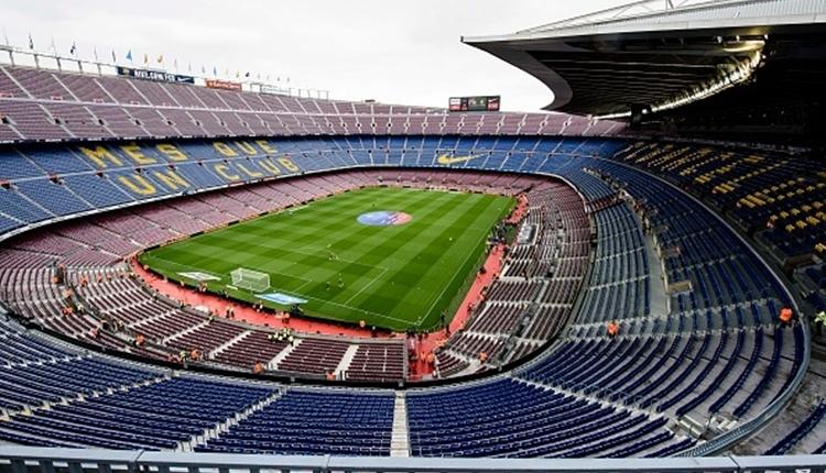Barcelona'dan Camp Nou'ya isim sponsoru! Tarihi anlaşma