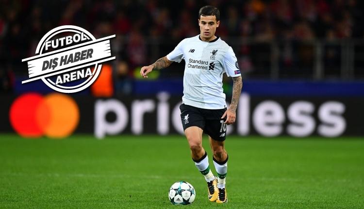 Barcelona'dan Coutinho transferi için flaş açıklama!