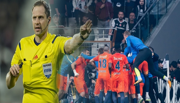 Başakşehir - Hoffenheim maçı hakemi belli oldu