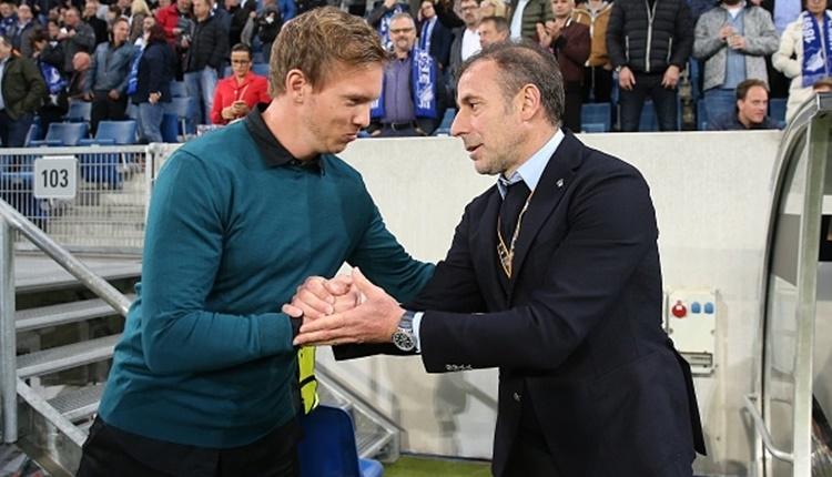 Başakşehir'i deviren Nagelsmann'dan itiraf Çok güçlü bir takım...