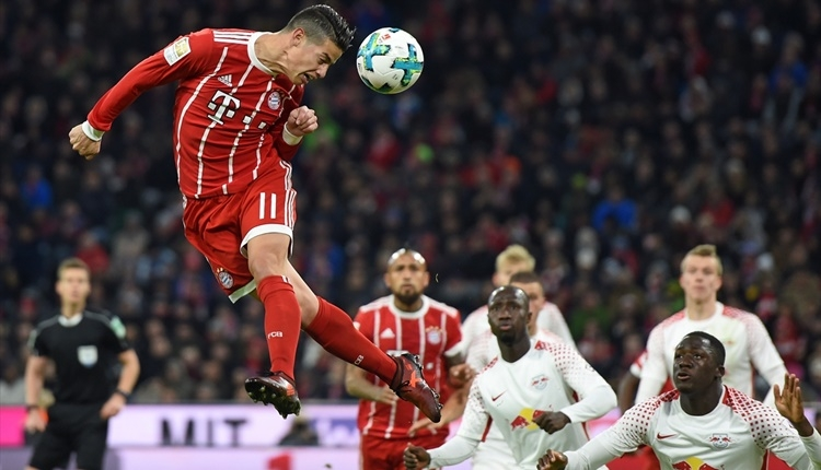 Bayern Münih Heynckes'le şahlandı! Beşiktaş'ın rakibi Leipzig direnemedi